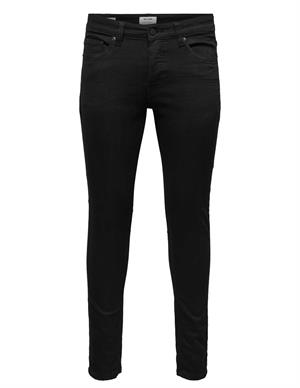 ONLY & SONS ONSWARP LIFE SKINNY BLACK PK 9383 N 22019383