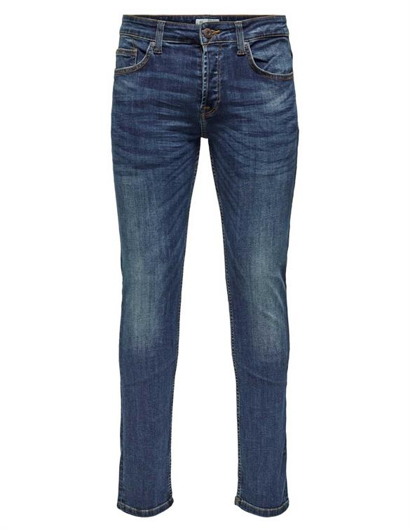 ONLY & SONS ONSWEFT LIFE MED BLUE 5076 PK NOOS 22005076