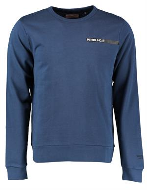 Petrol Sweater R-Neck M-3000-SWR373