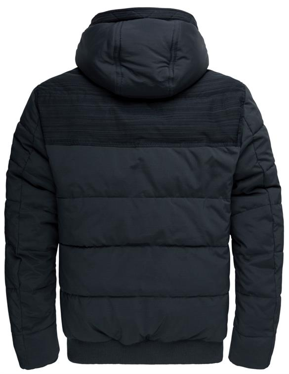 PME Legend Hooded jacket 3-D Melange Skytruck PJA206114