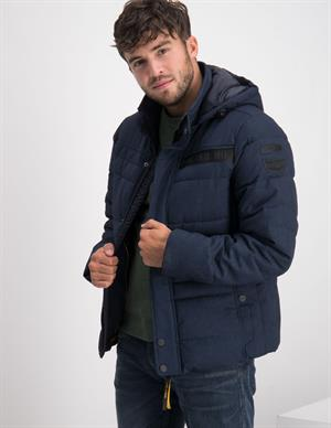 PME Legend Hooded jacket Melange Twill LIFTMA PJA205106