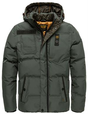 PME Legend Hooded jacket Poly Micro Foam Snow PJA206105