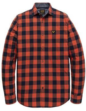 PME Legend Long Sleeve Shirt Twill Check PSI205228