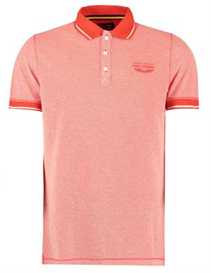 PME Legend Short sleeve polo two tone pique PPSS212859