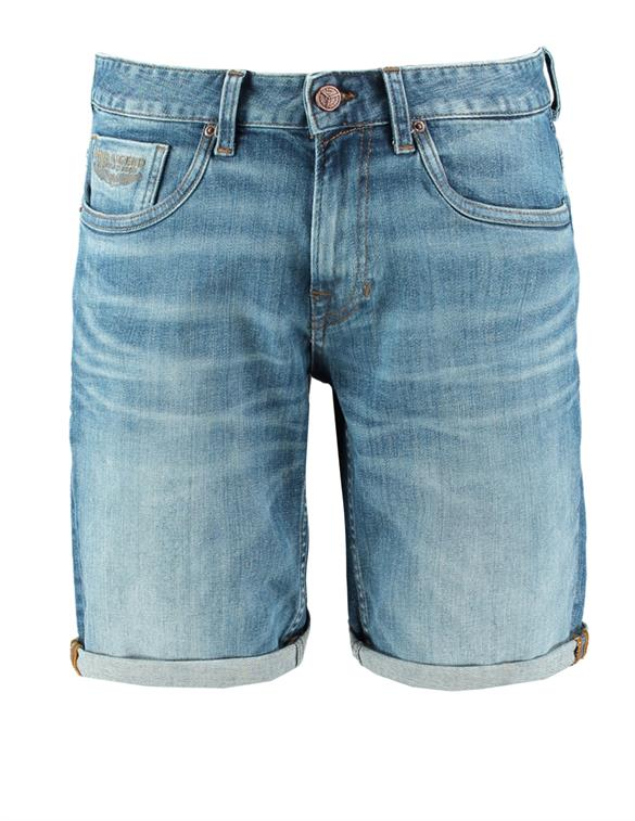 PME Legend Short Stretch Denim PSH150-MBC