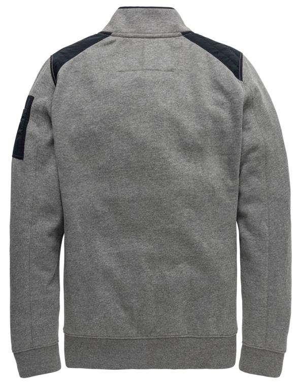 PME Legend Zip jacket Brushed sweater PSW196427