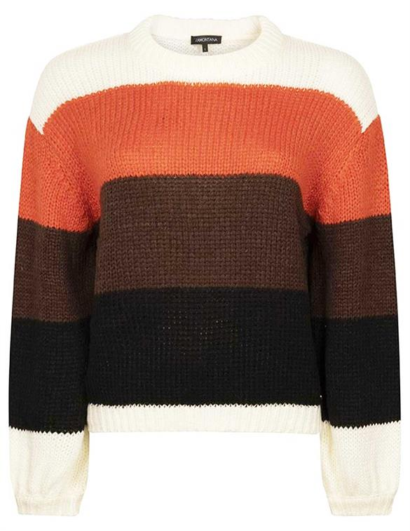 Tramontana Jumper Colorblock Y04-97-603