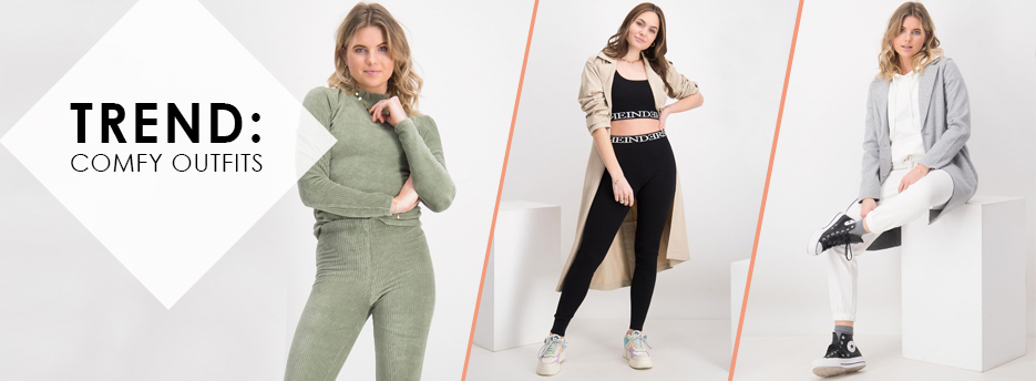 TREND: Comfy Outfits