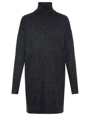 Vero moda VMBRILLIANT LS ROLLNECK DRESS GA NO 10199744
