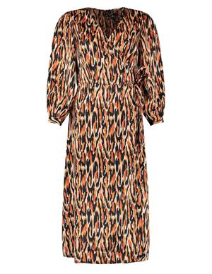 Vero moda VMCHLOE 7/8 WRAP CALF DRESS WVN GA 10234889