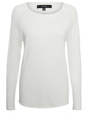 Vero moda VMNELLIE GLORY LS LONG BLOUSE COLOR 10221163