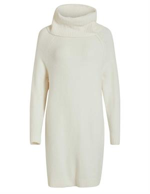 Vila VIFLINKA KNIT COWLNECK L/S DRESS/SU 14058175