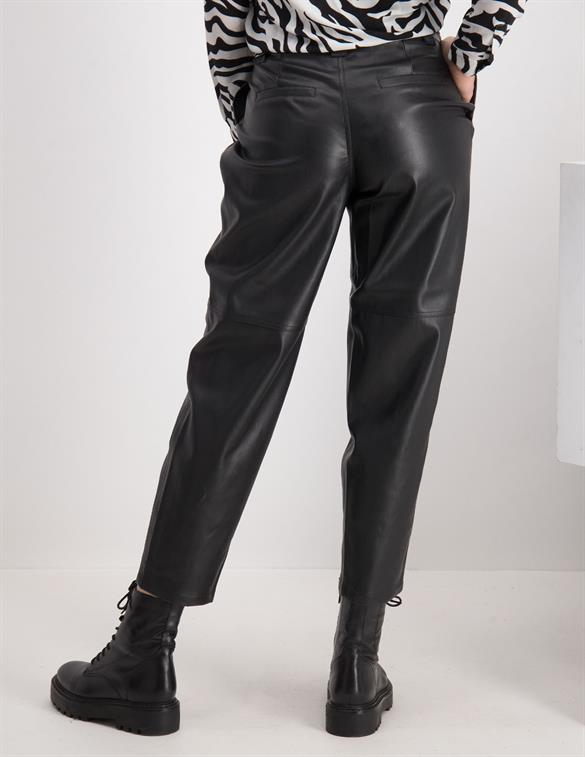 Vila VINALIA COATED HW 7/8 PANTS 14061942