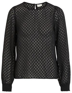 Vila VIPARTISAN L/S TOP 14061767