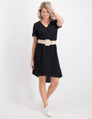Vila VIPRIMERA WRAP S/S DRESS-NOOS 14054673