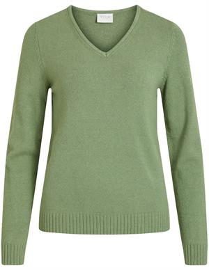 Vila VIRIL L/S V-NECK KNIT TOP-NOOS 14042769