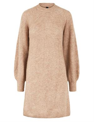 Y.A.S. YASALLU LS O-NECK KNIT DRESS 26021085