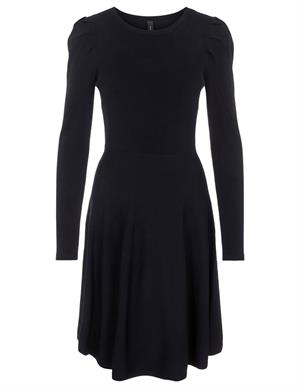Y.A.S. YASBECCO LS PUFF SLEEVE DRESS 26020667