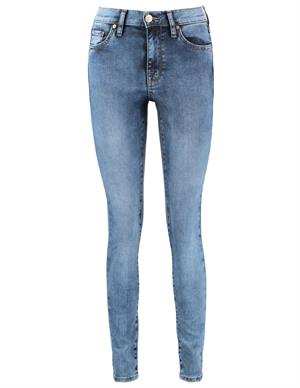 Yellow Blue Denim New Soph